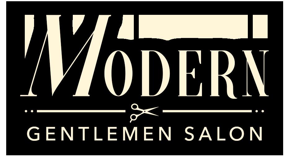 Modern Gentlemen Salon Logo